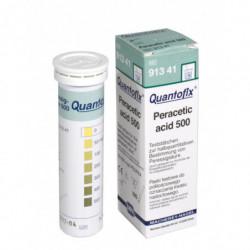 Quantofix peracetic acid...
