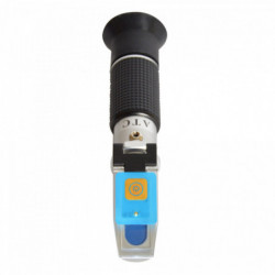 Led cover voor refractometer