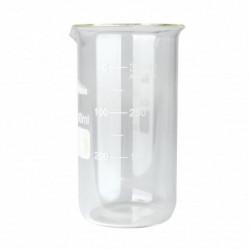 glass beaker 400 ml...