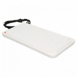 heater tray 16x34 cm 20w, 230v