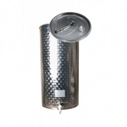 cuve inox couvercle...
