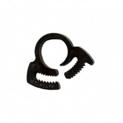 clip tuyau nylon 12-14 mm
