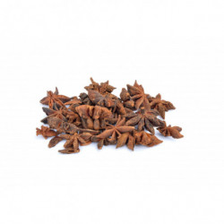 Star anise fruits whole 100 g