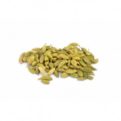 Grüner Kardamom Frucht 100 g
