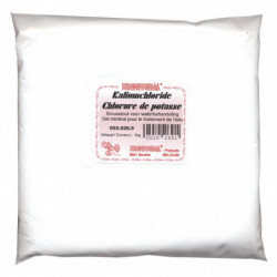 chlorure de potasse 100 g