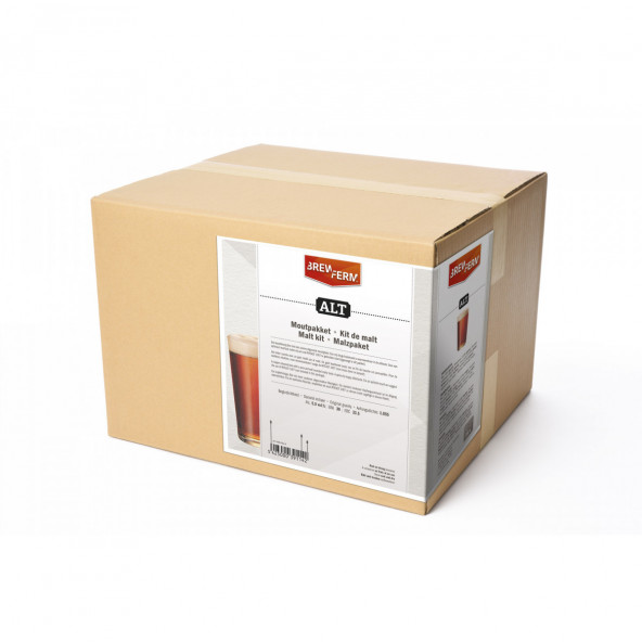 Brewferm moutpakket Alt voor 20 liter