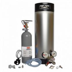 Complete pressure keg set...