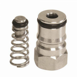 Connector SST for liquids,...
