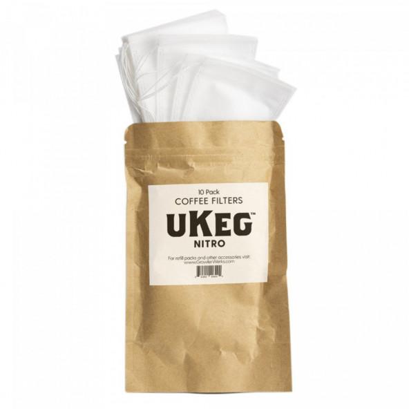 uKeg Nitro filterzakjes - 10 pack