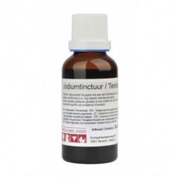 Iodine tincture for starch...