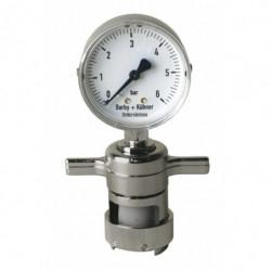 CO2 meter vr kroonkurken 29 mm