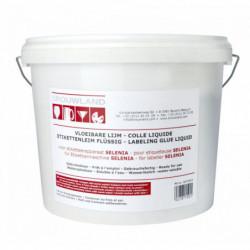 Liquid label glue for...