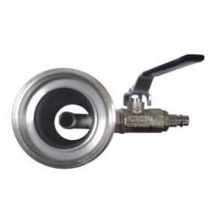 Vloeistofinjector INOX NW-40