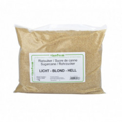 raw cane sugar blond 1 kg