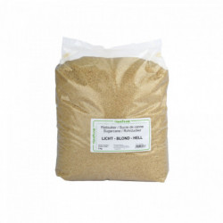 raw cane sugar blond 5 kg