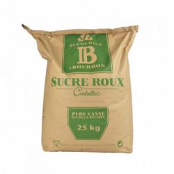 raw cane sugar blond 25 kg