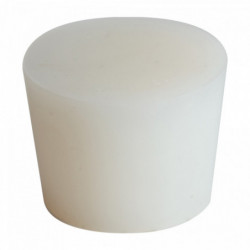 Silicone bung 10,5/14,5 mm...