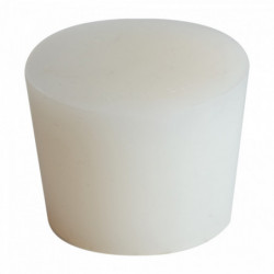 Silicone bung 5/9 mm -...