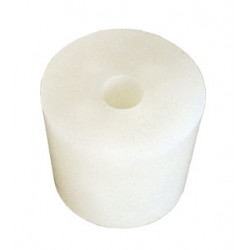 silicone bung 47/55 mm -...