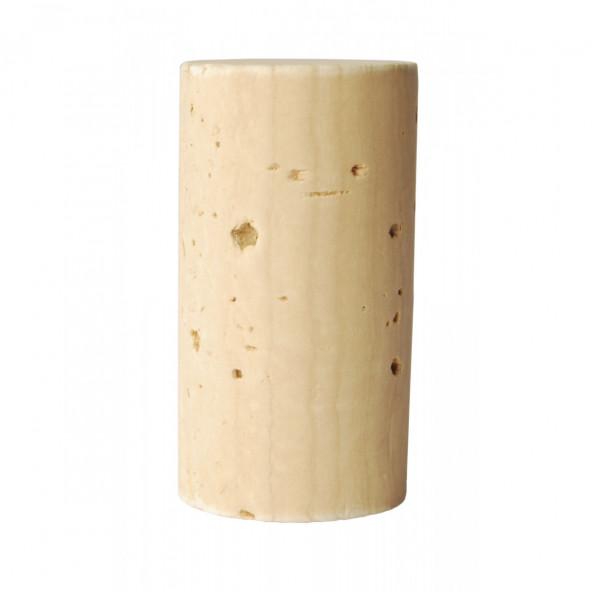 Wijnkurken 38mm 2de kwaliteit 1.000 st.