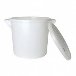 Plastic emmer 35 liter met...