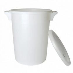 Plastic bucket 50 l with...