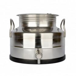 stainless steel barrel 10 l...