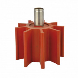 impeller in silicone for...