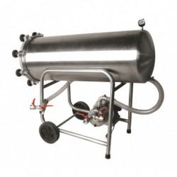 kieselguhr-sackfilter +pump...