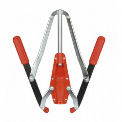 boucheuse metal 2 leviers RP