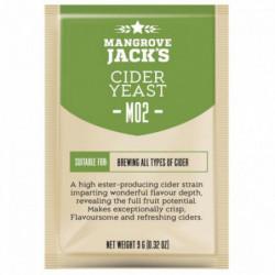 Dried yeast Cider M02 -...