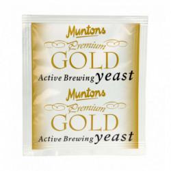 dried brewing yeast Muntons...