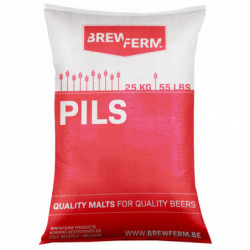 Brewferm Pilsmout 2,5-4 EBC...