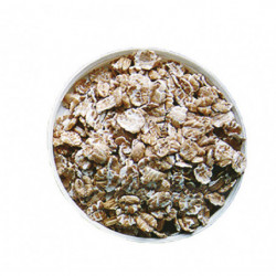 flaked wheat 1 kg