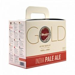 Beer kit Muntons Gold India...