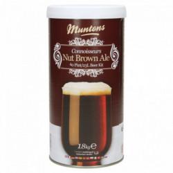 Kit de bière Muntons Nut...