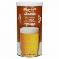 Beer kit Muntons Pilsner...