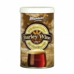 Bierkit Muntons Barley wine...