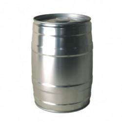 mini keg 5 l grey + rubber...