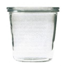 Gläser WECK sturz 0.50 l, 4...