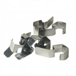 jar clamps WECK 12 pieces