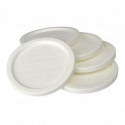 plastic lid 60mm fr WECK...