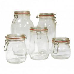 Le Parfait canning jar 1 L...