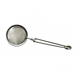 Infuseur à thé pince inox 5cm