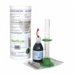 Acidomètre VINOFERM complèt