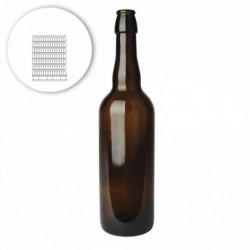 Flip-top bottle COMBI 75 cl...