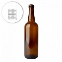 Bierflasche Belge 75 cl,...