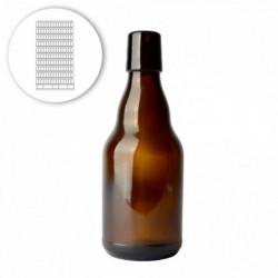 Flip-top bottle Steinie 33...