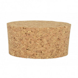 Conical cork 65/70 mm...