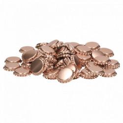 Crown corks 26 mm metallic...